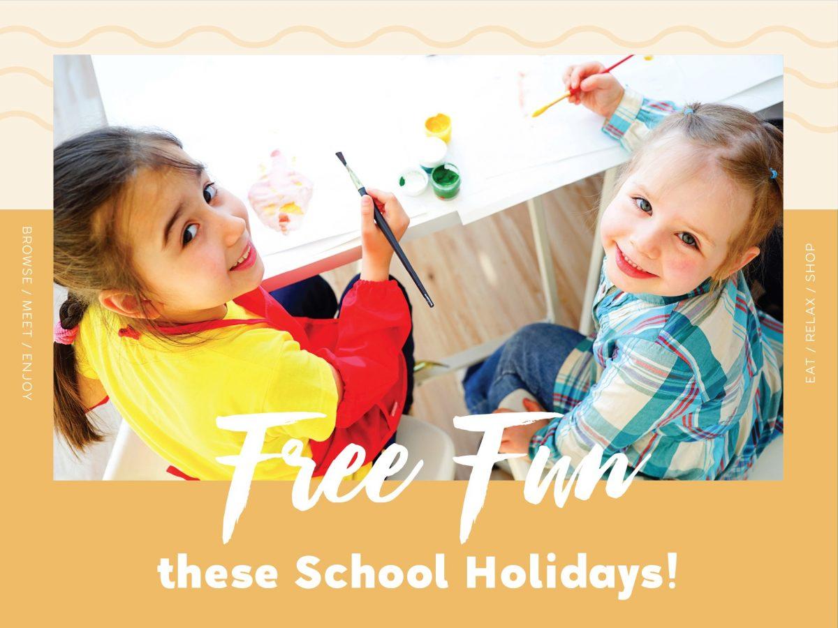 School Holiday Fun! Image