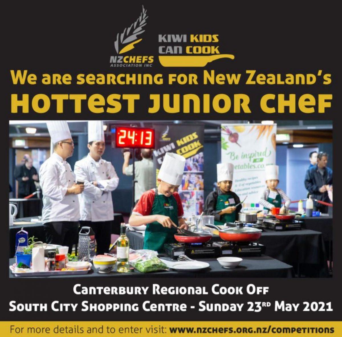 Kiwi Kids Can Cook! Image